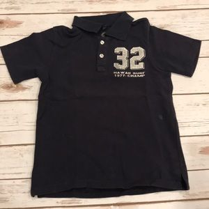 Boys Scotch and Soda Polo T Shirt About Size 7